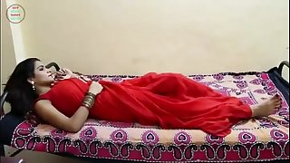 indian bhabhi fucked in red saree
