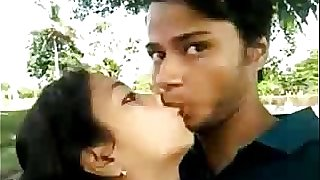 Desi village teen girl demonstrate boobs bangla audio